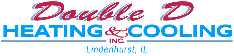 Double D Heating & Cooling Inc. Logo